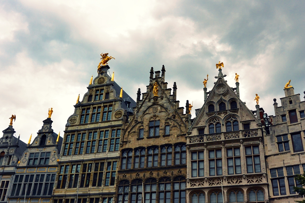 Staycation in Antwerpen - tjoolaard