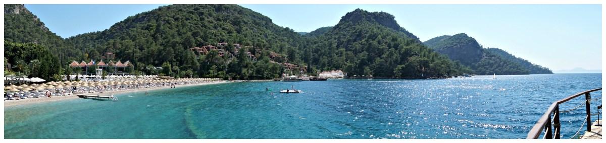 hillside beach club  resort turkije
