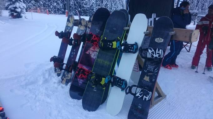 snowboards wedze