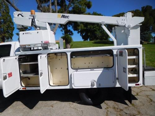 small resolution of  eti bucket 2008 custom ford f 350 truck depot on telsta a28d wiring diagram versalift