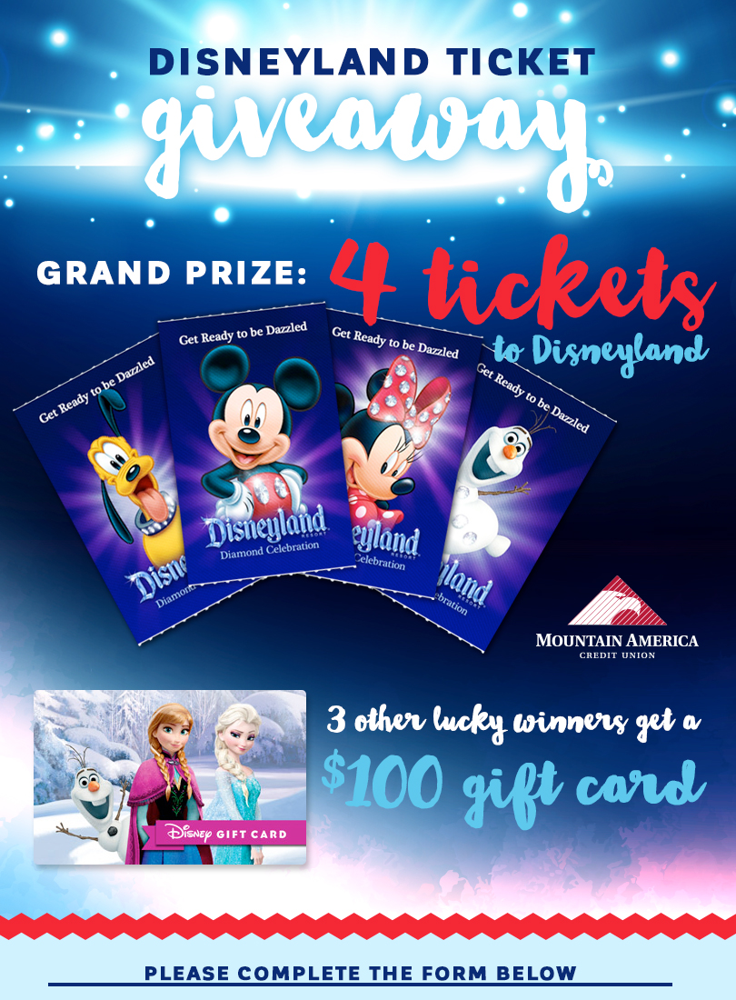 Win a $1,000 Disney gift card or 1 of 3 $100 gift cards {US} (01 ...