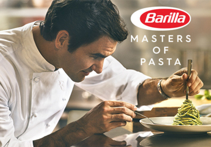 "Results Barilla – Roger Federer ""Masters Of Pasta"
