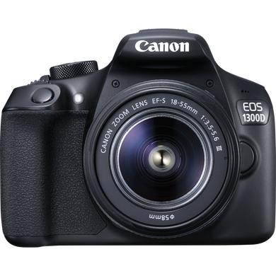 1300D - EOS Canon EOS 1300D Canon EOS 1300D – International Version (No Warranty) 31237635 6878