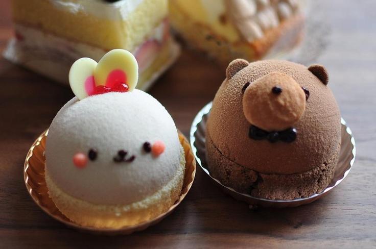 光看就心花朵朵開!讓你捨不得咬下的夢幻萌兔甜點   中秋節,兔子,月兔,甜點,月餅   生活發現   妞新聞 ...
