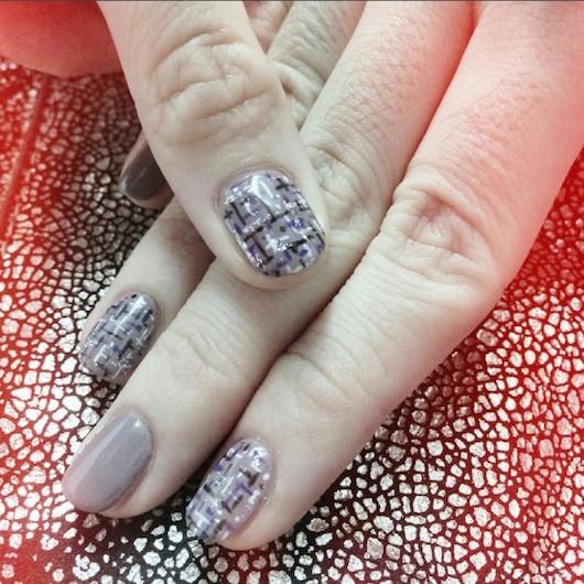 光療就是一條不歸路!妞編輯指尖上的光療長這樣 | 妞編輯、指彩、美甲、光療、毛呢紋 | 美人計 | 妞新聞 niusnews