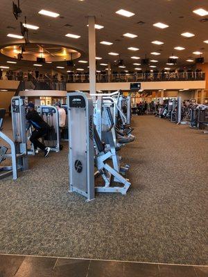 La Fitness Broadway : fitness, broadway, Fitness, Broadway, Saugus,, Health, Clubs, MapQuest