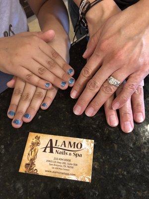 Alamo Nail And Spa : alamo, Alamo, Nails, 20821, Highway, Antonio,, Manicurists, MapQuest