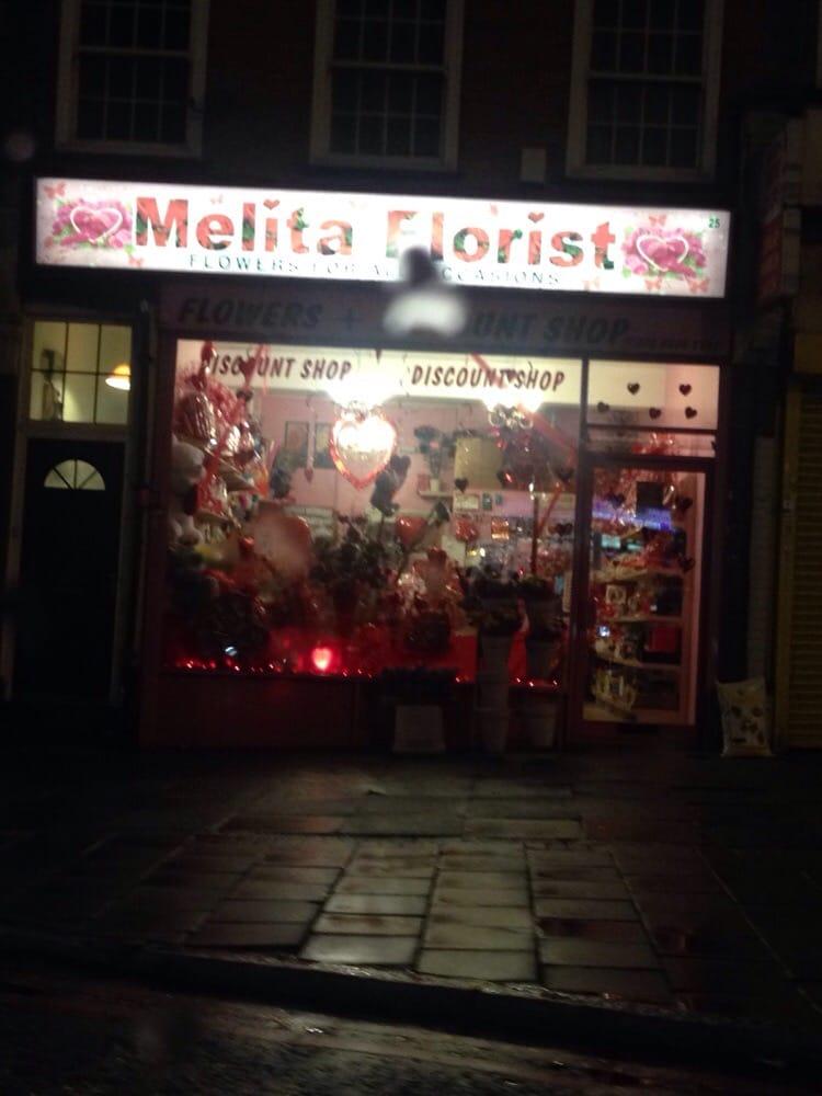 Melita Florist Florists Lordship Lane Tottenham London