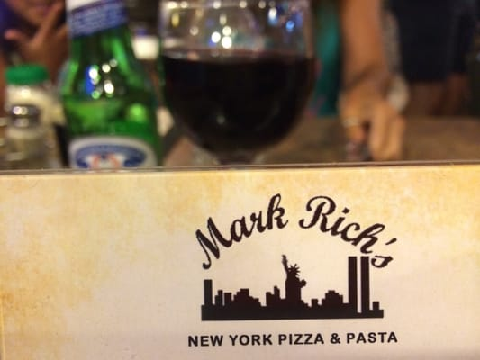 Mark Rich's New York Pizza & Pasta Opening Times in Las Vegas, NV