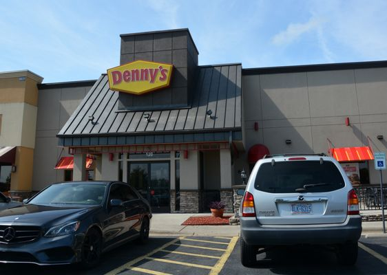 Denny's Opening Times in Concord, NC