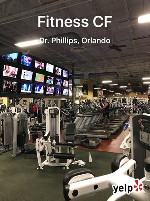 Planet Fitness Dr Phillips : planet, fitness, phillips, Fitness, Turkey, Orlando,, Health, Program, Consultants, MapQuest