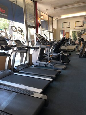Free Weights | All American Fitness