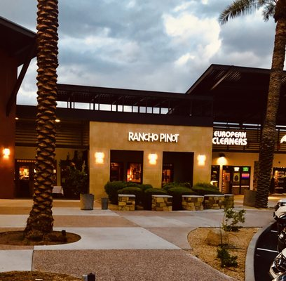 Rancho Pinot Opening Times in Scottsdale, AZ