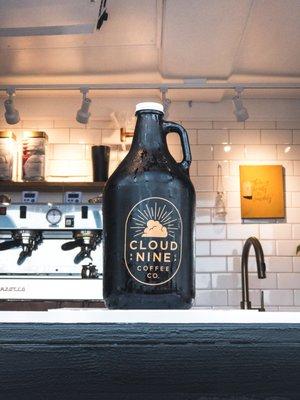 cloud 9 coffee company updated covid