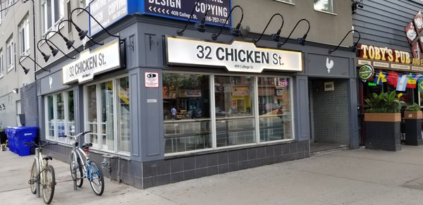 32 Chicken St. Opening Times in Toronto, ON