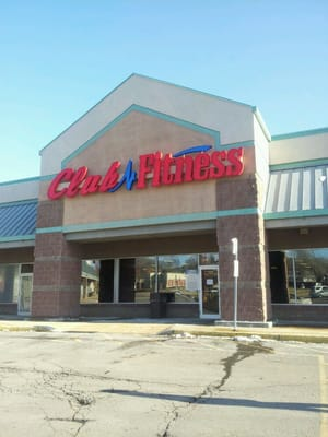 Club Fitness Chesterfield : fitness, chesterfield, Fitness, Manchester, Saint, Louis,, Homes, Personal, Facility, MapQuest