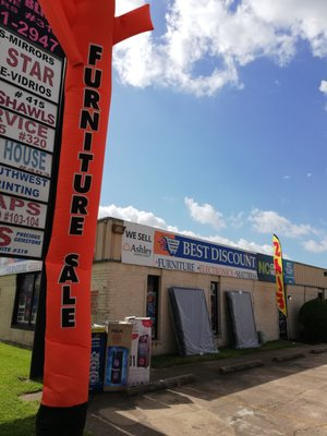 Harwin Street Houston : harwin, street, houston, Discount, Depot, Furniture, Electronics, Harwin, Houston,, Stereos, MapQuest