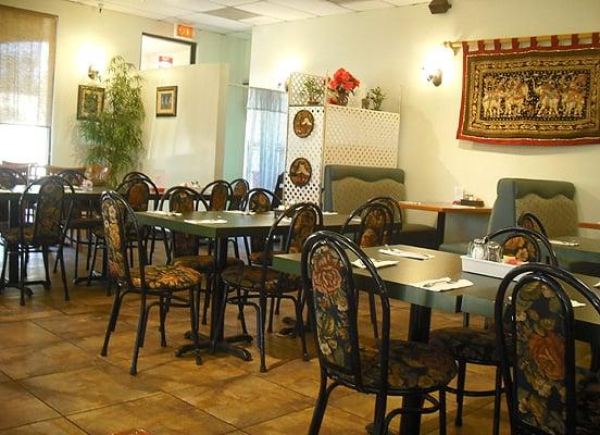 Mint Thai Cafe Opening Times in Gilbert, AZ