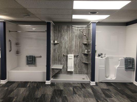 herls bathroom and tile