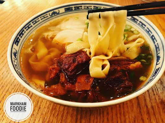 Big Beef Bowl Hand-Pulled Noodle Opening Times in Markham, ON