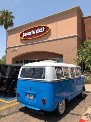 Jason's Deli Opening Times in Chandler, AZ