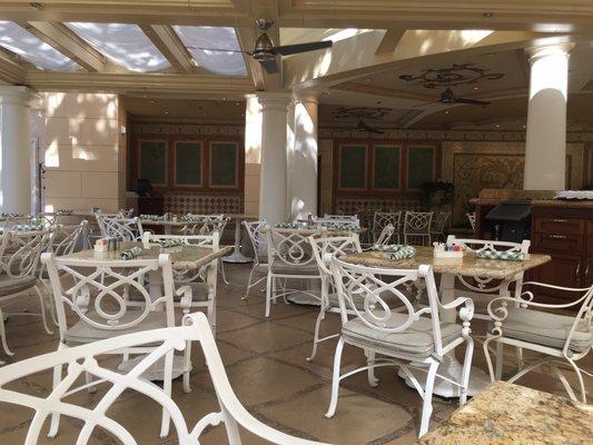 Pool Cafe Opening Times in Las Vegas, NV