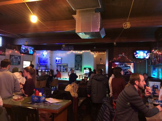 Baldwin Street Grille Opening Times in Madison, WI