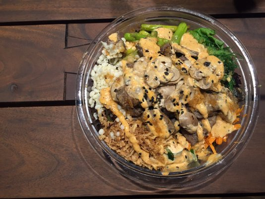 'ONO Poké Bar Opening Times in Toronto, ON