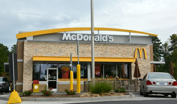 McDonald's Opening Times in Charlotte, NC