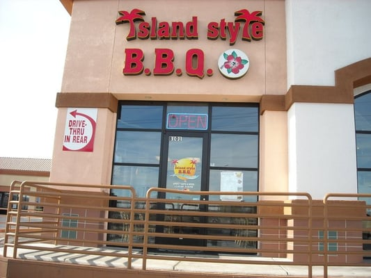 Island Style B.B.Q. Opening Times in Las Vegas, NV
