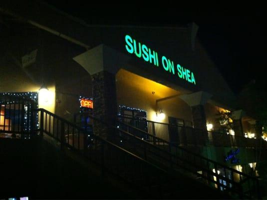 Sushi On Shea Opening Times in Scottsdale, AZ