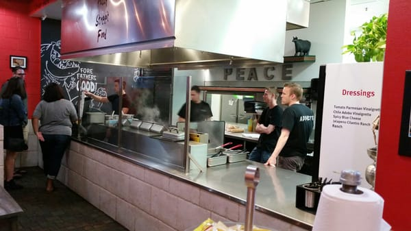 Forefathers Gourmet Cheesesteaks & Fries Opening Times in Tempe, AZ
