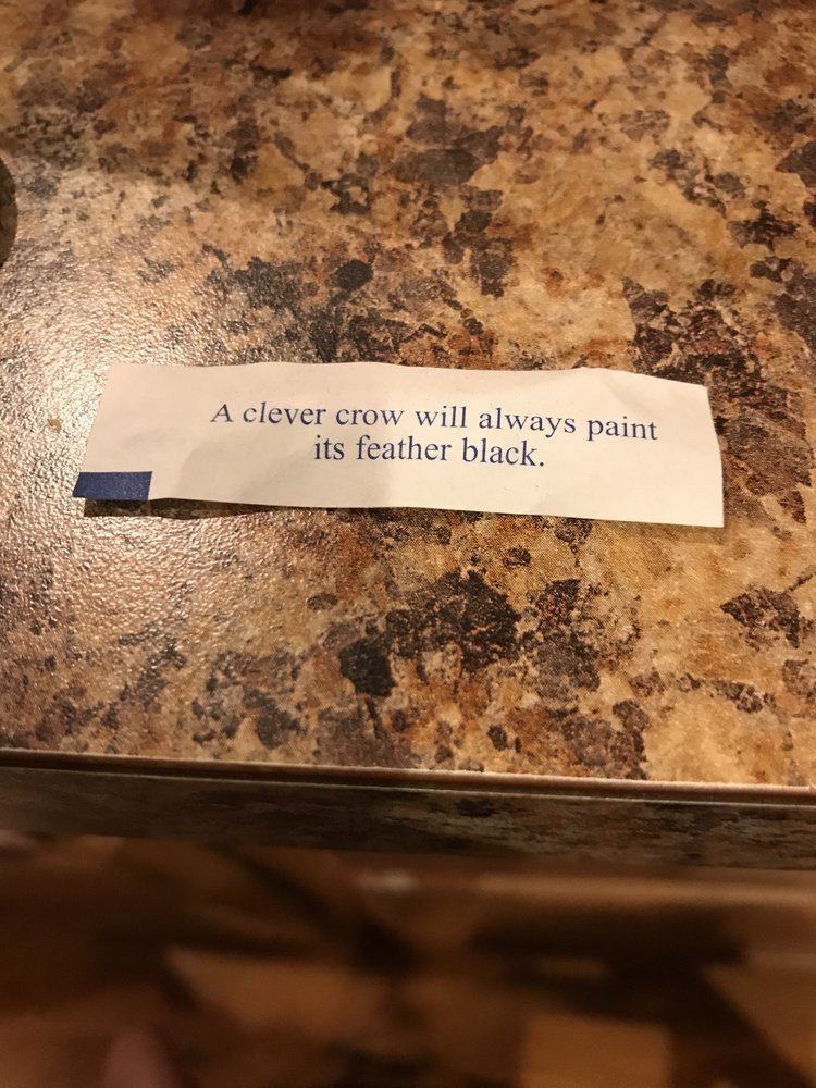 A Clever Crow Will Always Paint Its Feather Black : clever, always, paint, feather, black, Family, Takeout, Delivery, Photos, Reviews, Chinese, Lehigh, Allentown,, Restaurant, Phone, Number