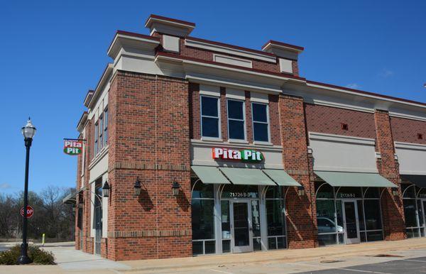 Pita Pit Opening Times in Cornelius, NC