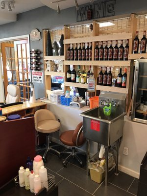 Nail Salons That Serve Wine Near Me : salons, serve, BEAUTY, NAILS, Photos, Reviews, Salons, 12353, Mariposa, Victorville,, Phone, Number