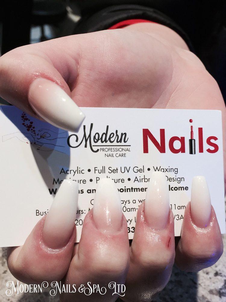 Modern Nails Prices : modern, nails, prices, MODERN, NAILS, Photos, Reviews, Salons, 20811, Fraser, Highway,, Langley,, Phone, Number