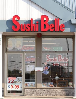 Sushi Belle Opening Times in Dollard-des-Ormeaux, QC
