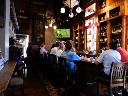 Brazen Head Irish Pub Opening Times in Toronto, ON
