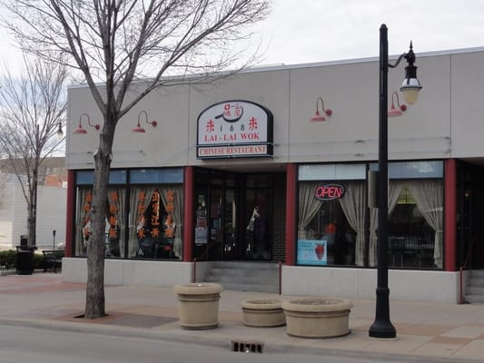 Lai Lai Wok Opening Times in Champaign, IL