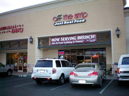 Zest - Bistro & Bar Opening Times in Las Vegas, NV