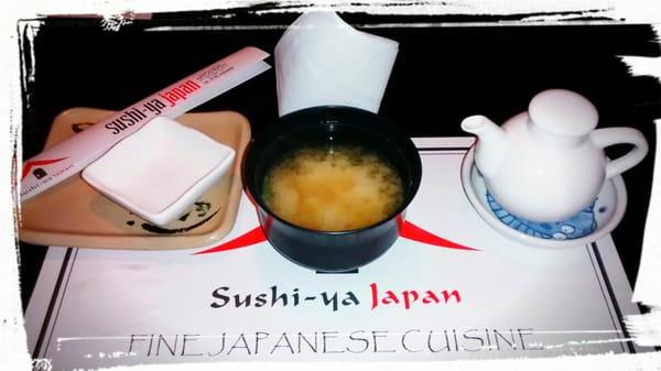 Sushi-Ya Japan Opening Times in Etobicoke, ON