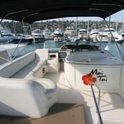 Mai Tai - San Diego Yacht Charter