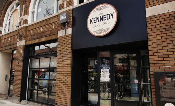 The Kennedy Public House Opening Times in Toronto, ON