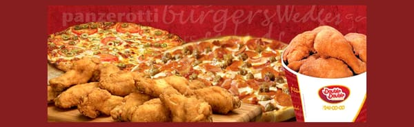 Double Double Pizza & Chicken Opening Times in Mississauga, ON