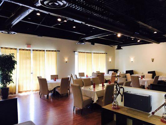 Lazeez Mediterranean Grill Opening Times in Charlotte, NC