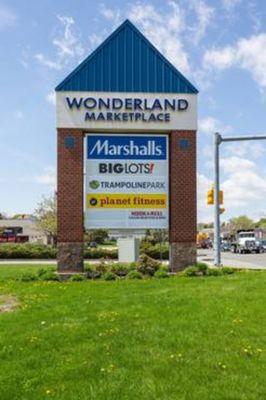 Planet Fitness Wonderland : planet, fitness, wonderland, Wonderland, Marketplace, Veterans, Foreign, Roxbury,, Shopping, Centers, Malls, MapQuest