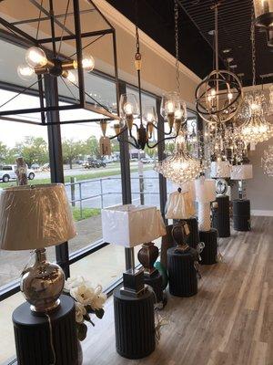 virginia beach va lighting stores