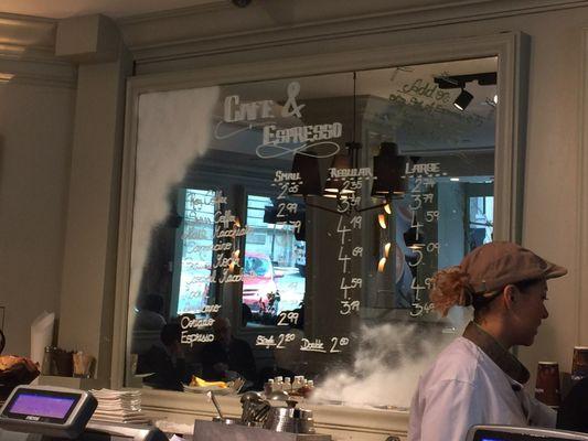 Mövenpick Café Opening Times in Toronto, ON