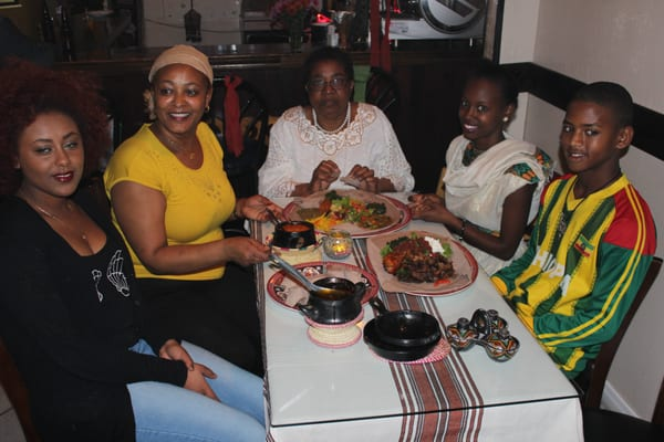 Lucy Ethiopian Kitchen Opening Times in Toronto, ON