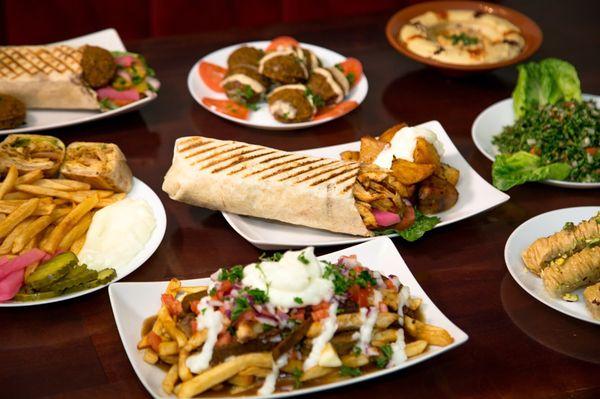 Shawarma Barlow Opening Times in Calgary, AB